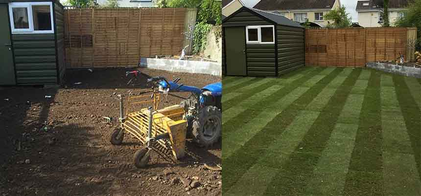Top Ten Reasons for using Roll Out Grass Instant Lawns